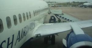 British Airways Boeing 737-300