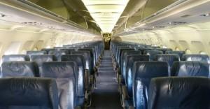 Interior Delta A320