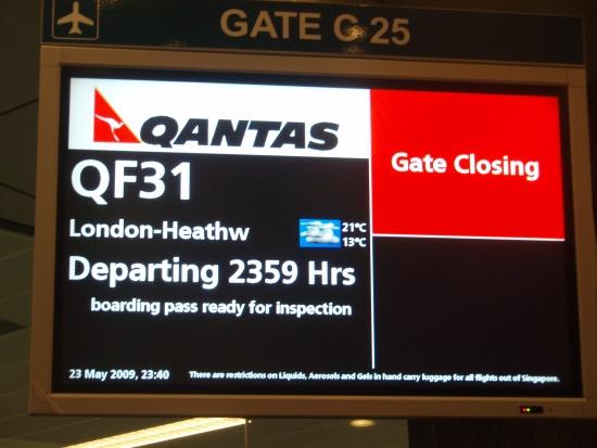 Qantas QF31