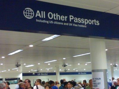 Otros pasaportes