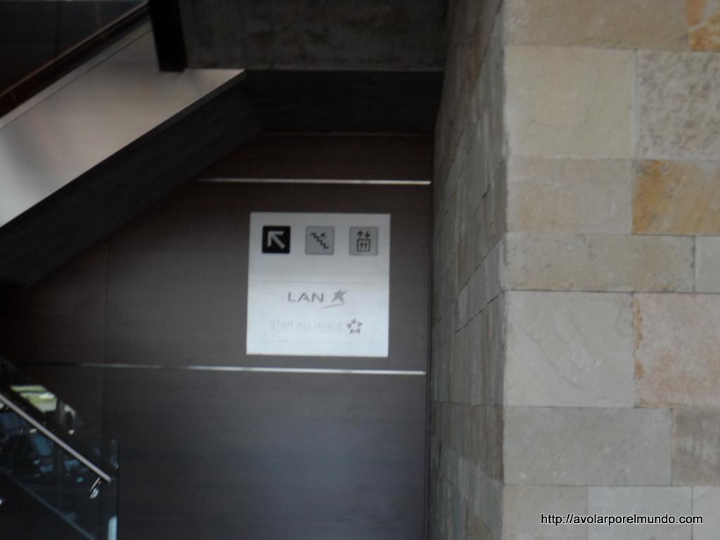 El cartel indicador