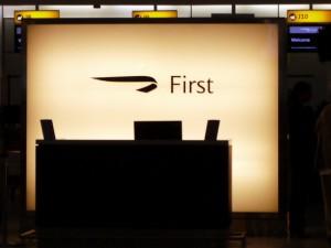 First Class Counter