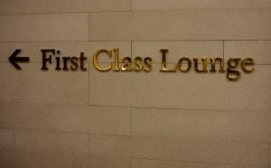 First Class JAL