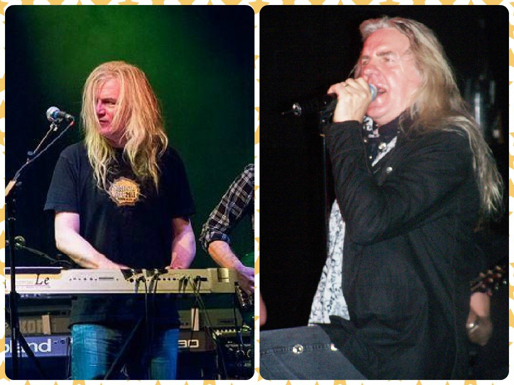 John Young - Biff Byford