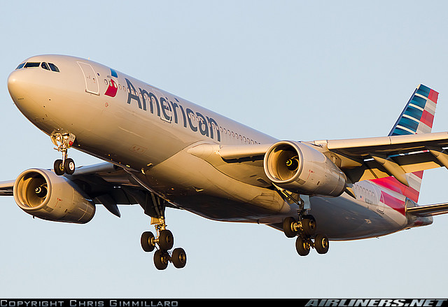 A330 American Airlines (ex US Airways)