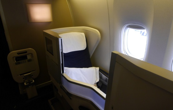 Club World Seat BA