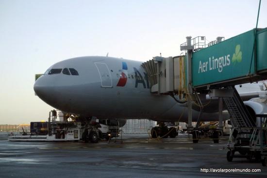 A330 American