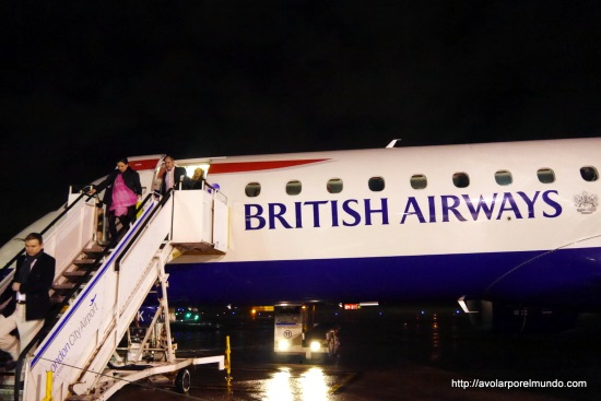 Embraer 190 British Airways