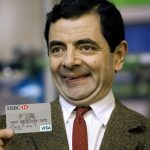 Mr-Bean-Flashing-Credit-Card