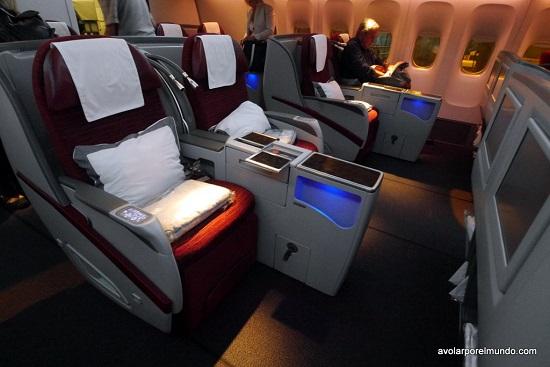 Seat Qatar Business