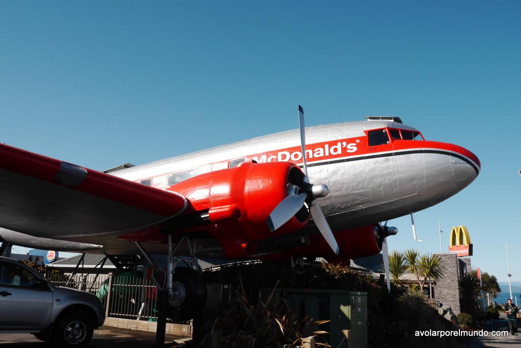 DC-3 McDonalds