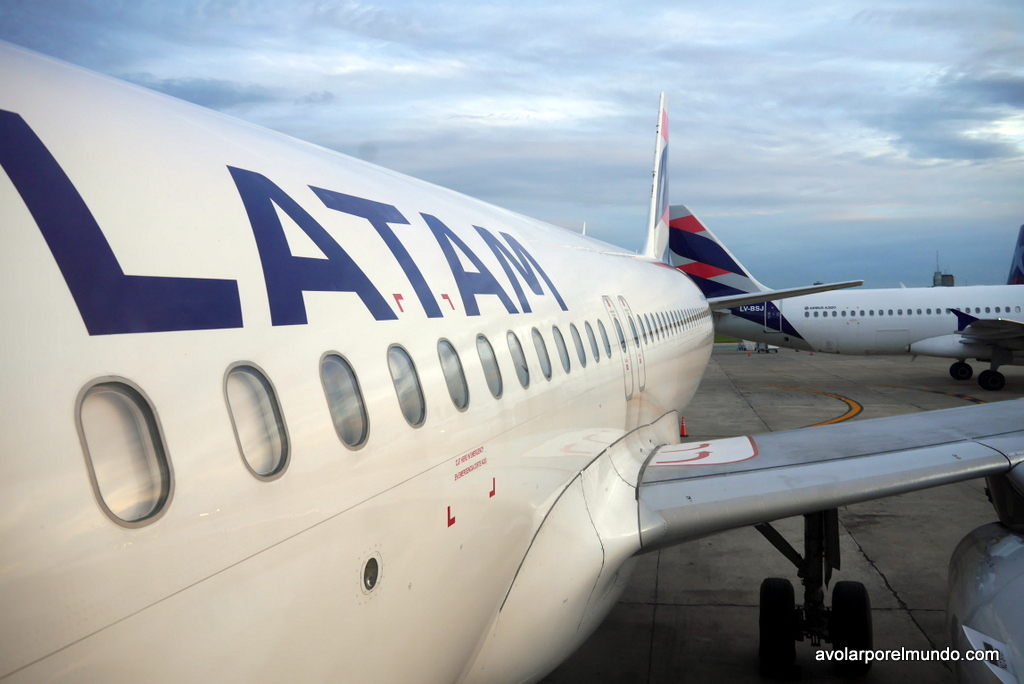 A320 Latam Argentina
