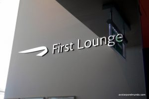 FIrst Class Lounge LGW