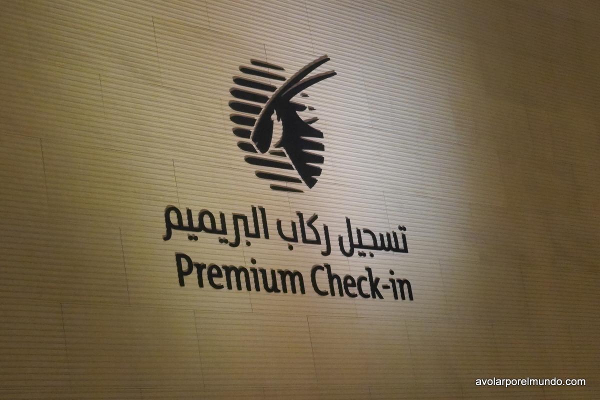 Premium Checkin Doha