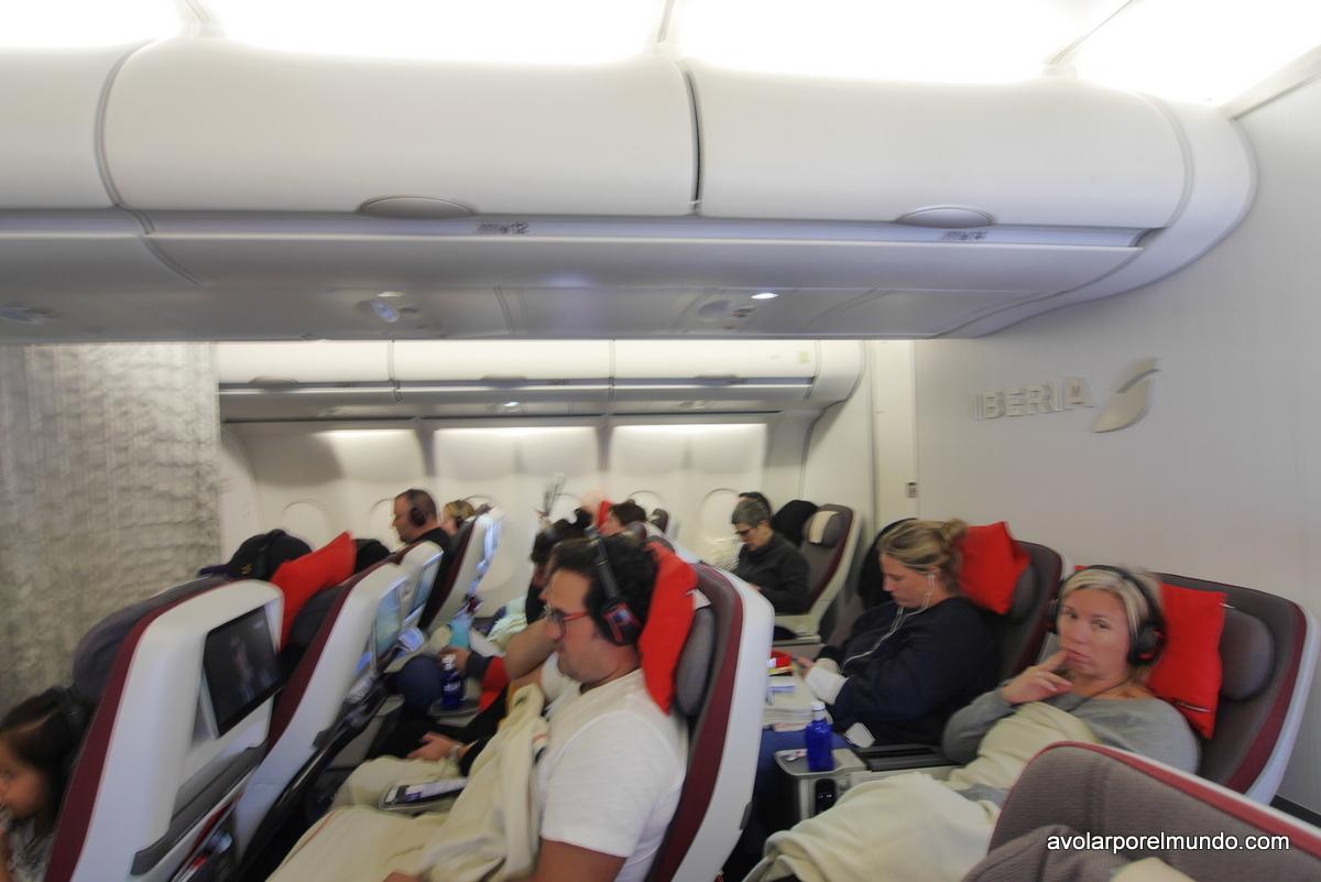 vuelo iberia madrid nueva york