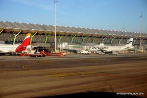 Madrid T4