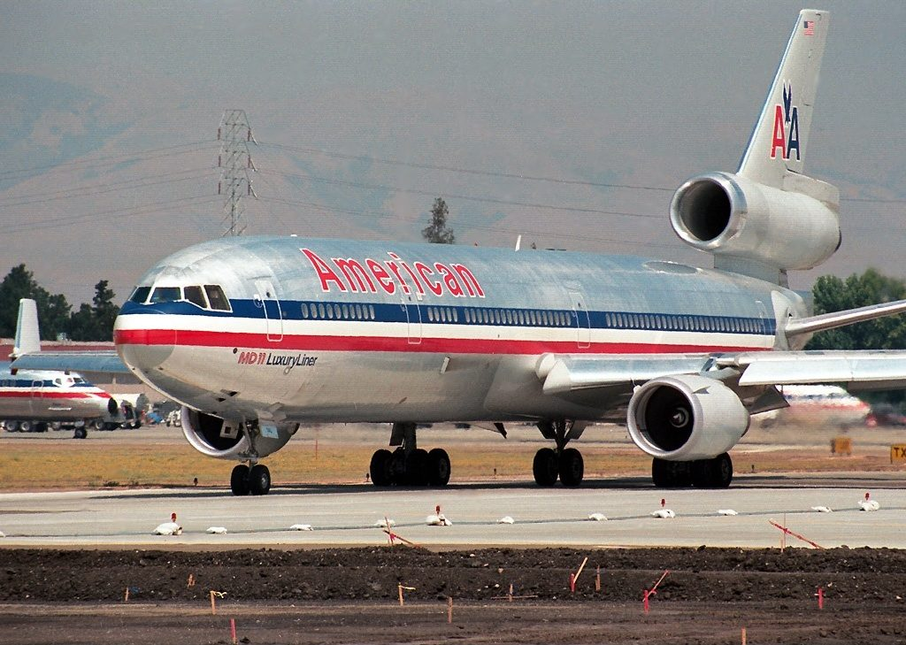 MD-11 American Airlines