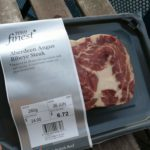 Tesco Rib Eye