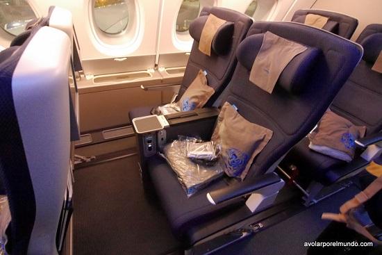 WTP Seat