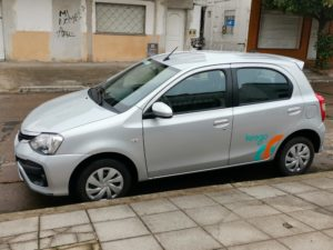 Toyota Etios exterior Keego