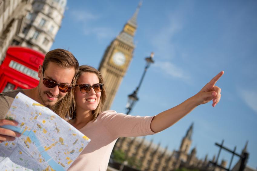 Nadie diría que son turistas