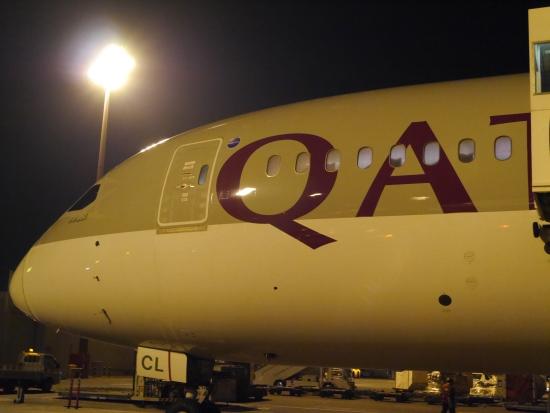 Qatar 787