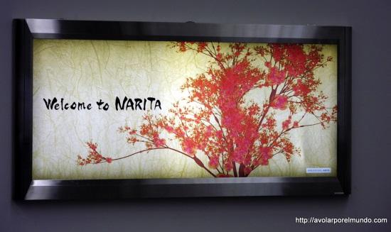 Welcome to Narita