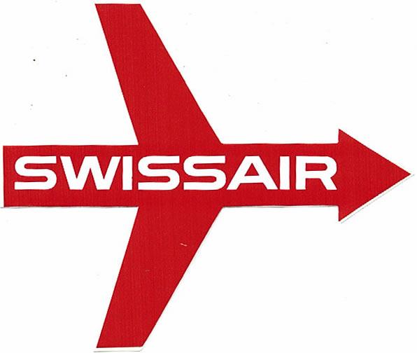 Logo Swissair
