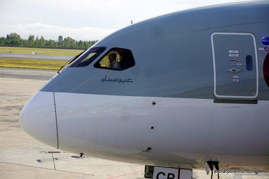 787 Qatar