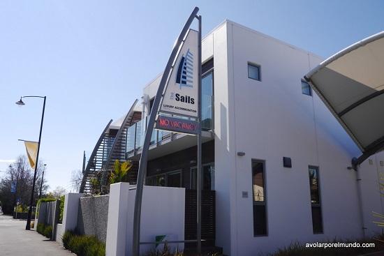 Sails Motel Nelson