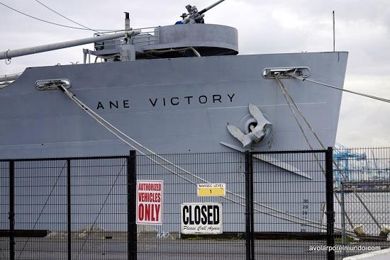SS Lane Victory