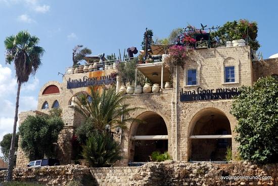 Ilana Goor Museum TelAviv