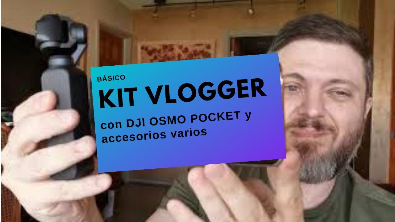 KIT VLOGGER