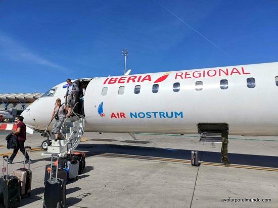 CRJ-1000 Air Nostrum